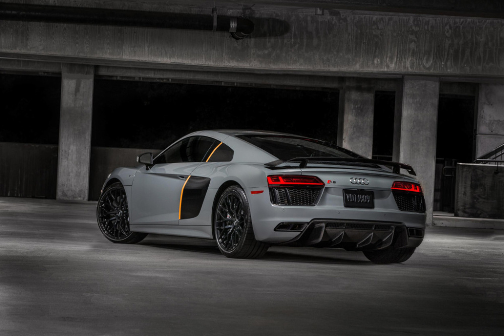 Audi R8 V10 Plus Limited Edition