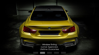 Front window tints - Is it worth the risk?