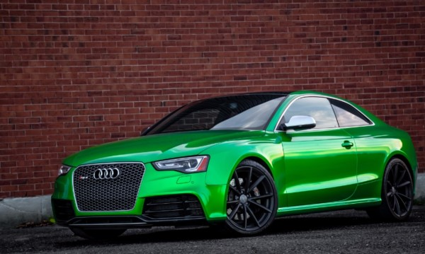 3M Gloss green envy car wrap colour