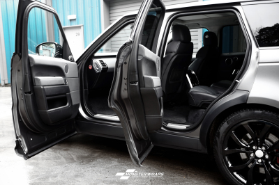 Range Rover Sport Satin Dark Grey & Ceramic PRO