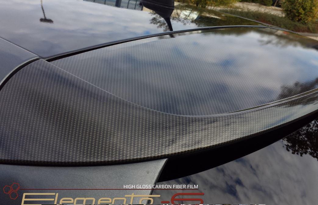 Sott Gloss Carbon Fibre wrap
