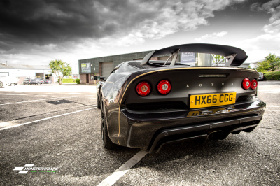 Lotus Exige 350 John Player Special