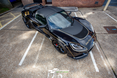 Lotus Exige 350 John Player Special