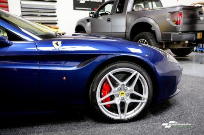 Ferrari California T paint protection film