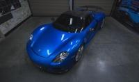 Gloss Indulgent Blue Wrap