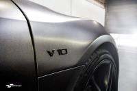 Audi R8 V10 wrap car van truck wrap southampton