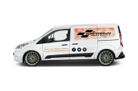 Level 2 vehicle branding/signwriting