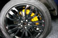Ferrari Gloss Yellow painted calipers monsterwraps southampton