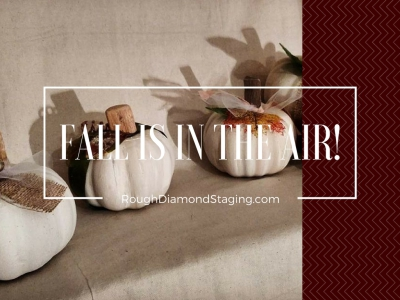 Fall is in the Air!