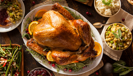 The Athletes Guide for Eating Over the Holidays