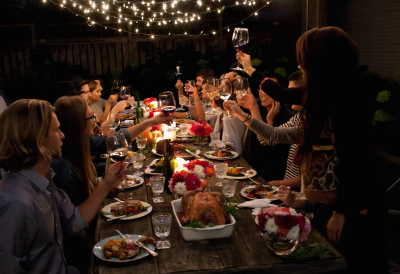 Holiday Party Eating Guide for Athletes
