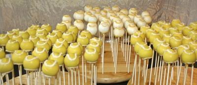 team sport desserts