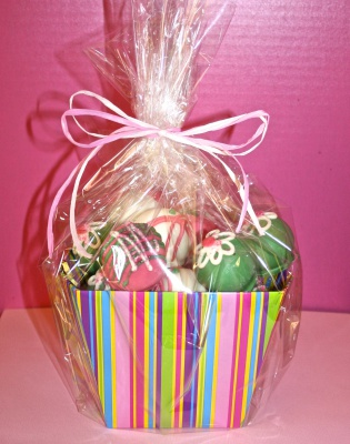 cake pop gifts