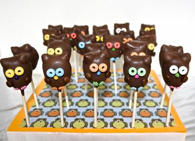 school party desserts
