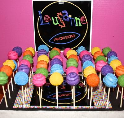 prom desserts