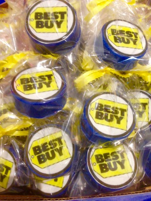 corporate party favors