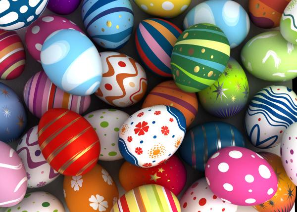 Kids Easter Creations Class