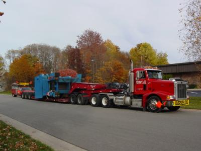 Transporting 130K Press.