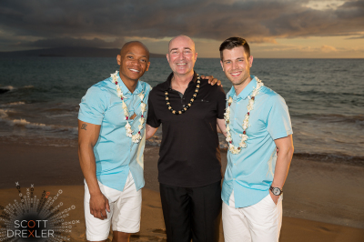 Gay Wedding Maui