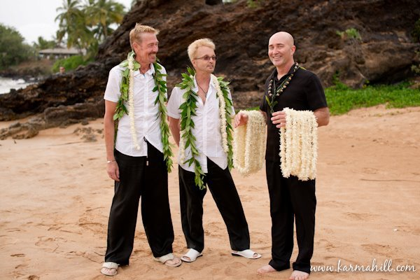 Gay Wedding Maui