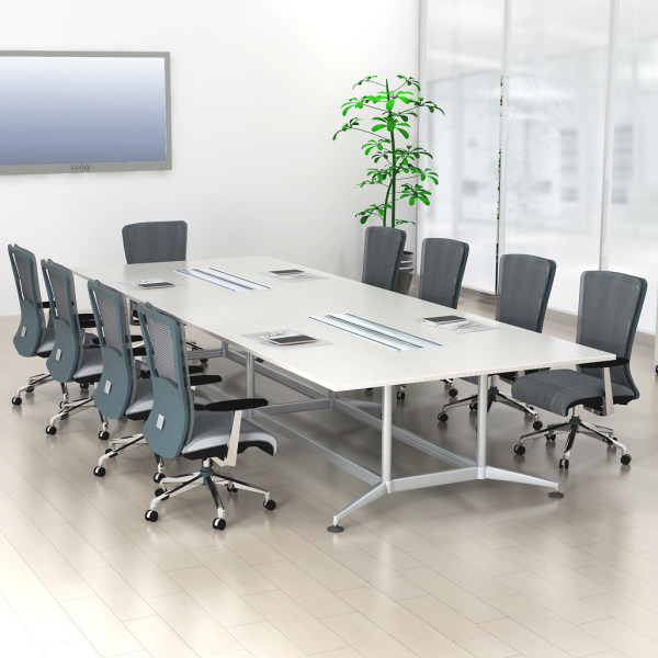 Buzz 9 to 10 Person Meeting Room Table
