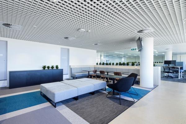 Direct Ergonomics | Sydney Office Furniture |Ergonomic Furniture | Collaborativeting Lounge |RMS Parramatta Furniture supplier