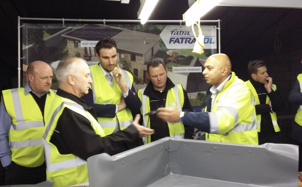 Fatra PVC Membrane Waterproofing Sydney Australia Training & Development