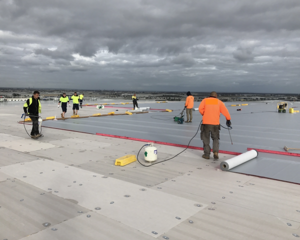 Fatra PVC Membrane Waterproofing Sydney Australia Applicator Contractor