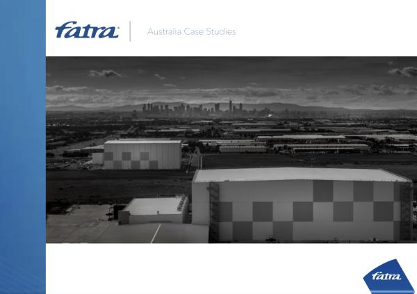 Fatra PVC Membrane Waterproofing Case Studies Australia