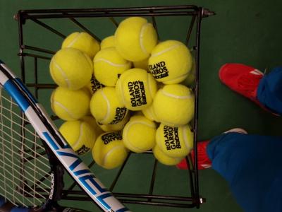 tennis valmennus