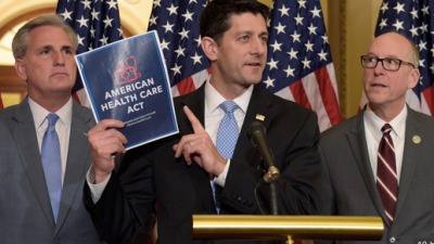 Initial Impressions on the GOP Health Plan: Not a Positive Patient Experience