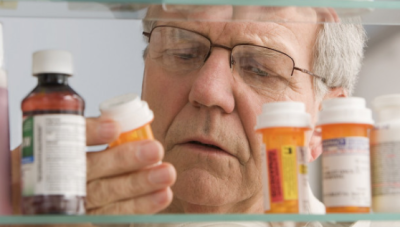 Elderly Patient Journey Pathways to Opioid Addiction