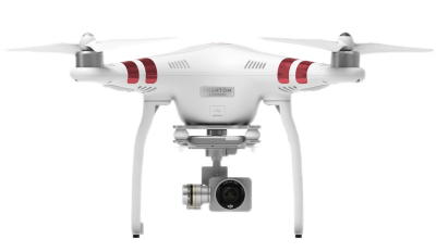 Drone used for roof and Home Inspection