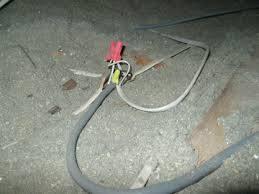 exposed wiring in Attic