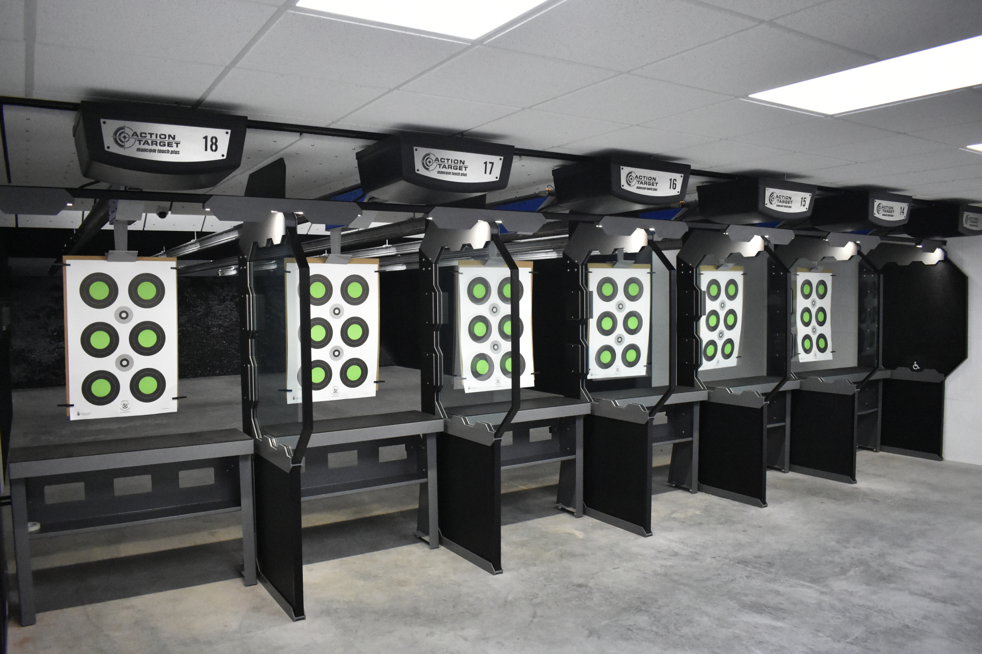Shooting Range in Warminster, PA