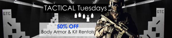 Body Armor Tactical Tuesdays in Warminster