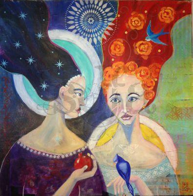 Celeste and Gaia