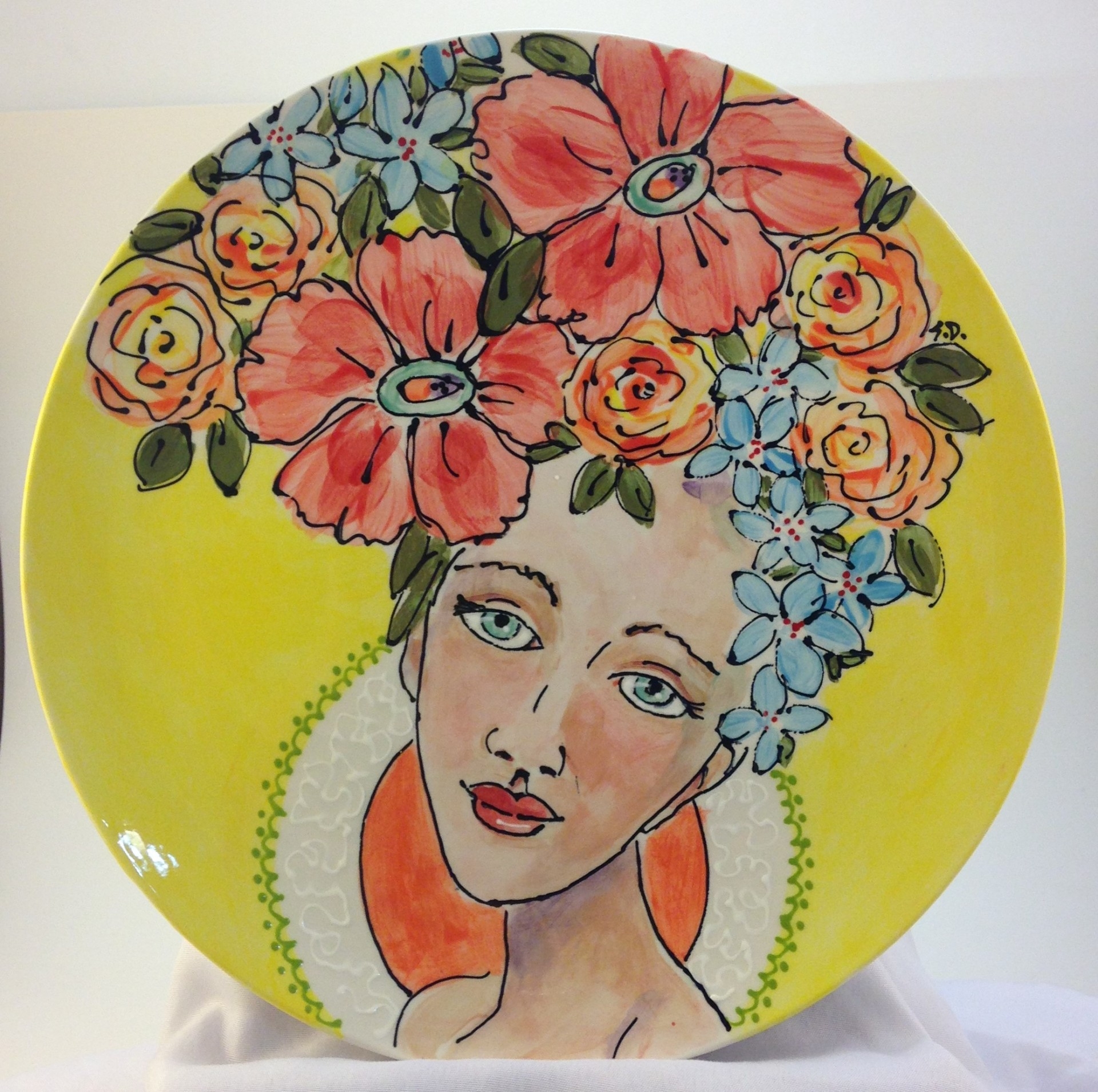 Flower Maiden