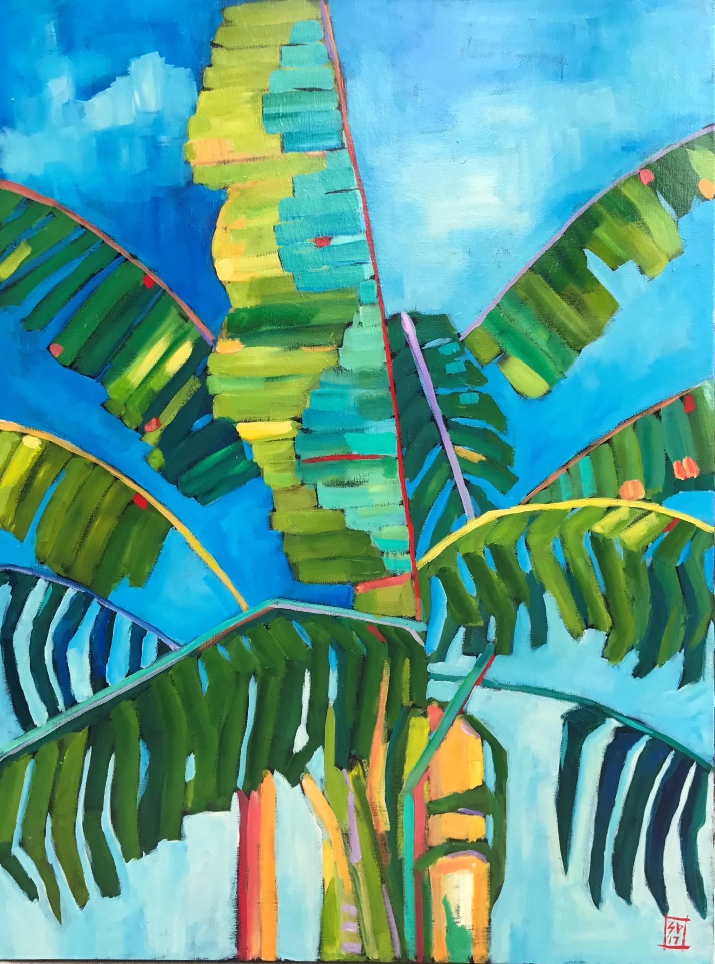 Tropical Window #2