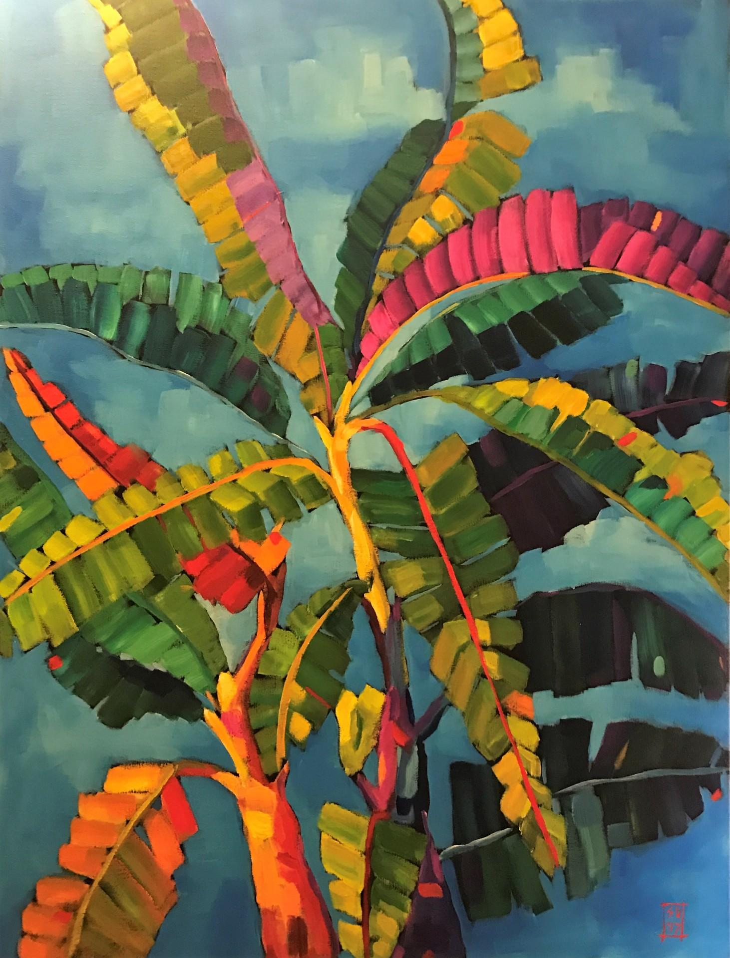 Tropical Window #4