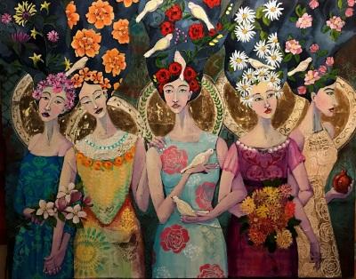 """""""Muses' Garden"""""""
