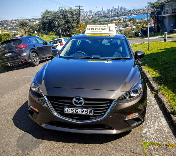 Mazda 3 Neo Automatic equipped with dual controls &safety pack