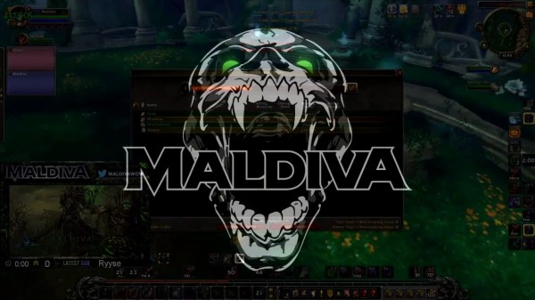 Maldiva - Demo One Shot! - WoW 7.1 Demonology Warlock PvP