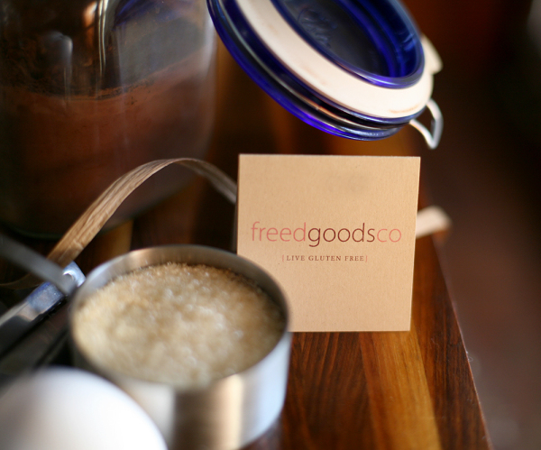 FreedGoods-Gluten Free Brownies