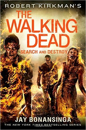 Robert Kirkman's The Walking Dead-Search & Destroy