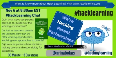 Hacking Parent Partnerships