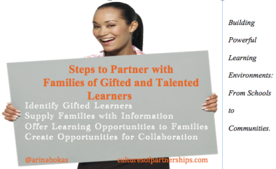 Enabling to Succeed: Partnerships for Gifted and Talented Learners