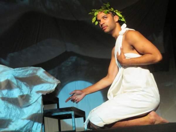 Brutus in Shakespeare's Island