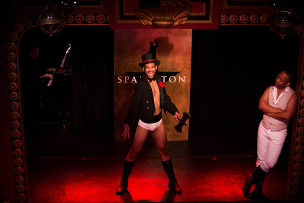 An American Psycho in Paris in Spamilton: An American Parody