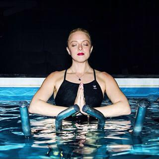 New Yoga Sleuth up on Aqua Cycle Mantra Flow